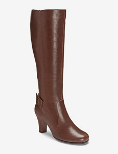 A2® By Aerosoles Money Role Wide Calf Knee High Boot – Ladies