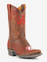 Alabama Crimson Tide Short Gameday Boots–Ladies