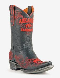 Arkansas Razorbacks Short Gameday Boots – Ladies