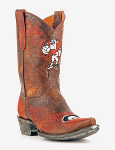 Georgia Bulldogs Short Gameday Boots – Ladies