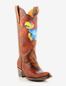 Kansas Jayhawks Tall Gameday Boots – Ladies