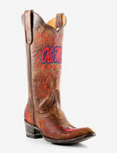 Mississippi Rebels Tall Gameday Boots – Ladies