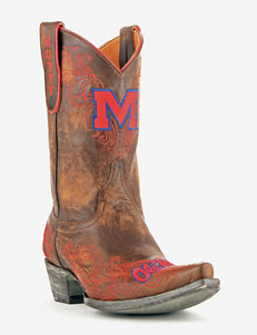 Mississippi Rebels Short Gameday Boots – Ladies