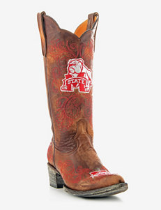 Mississippi State Bulldogs Tall Gameday Boots – Ladies