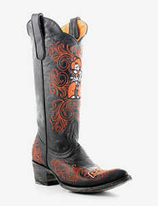Oklahoma State Cowboys Tall Gameday Boots – Ladies