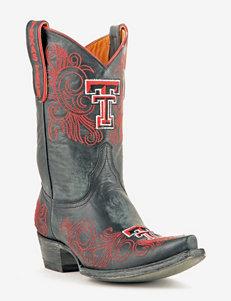 Gameday Boots Black Western & Cowboy Boots NCAA