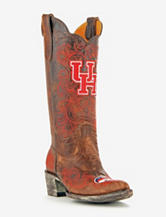 Houston Cougars Tall Gameday Boots