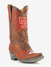 Houston Cougars Short Gameday Boots