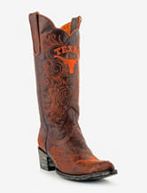 Texas Longhorns Tall Gameday Boots – Ladies