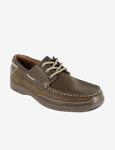 Florsheim Lakeside Oxford Boat Shoes – Men's
