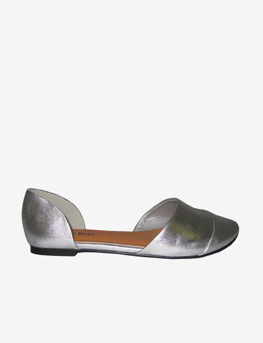 N.Y.L.A. Shoes SIlver