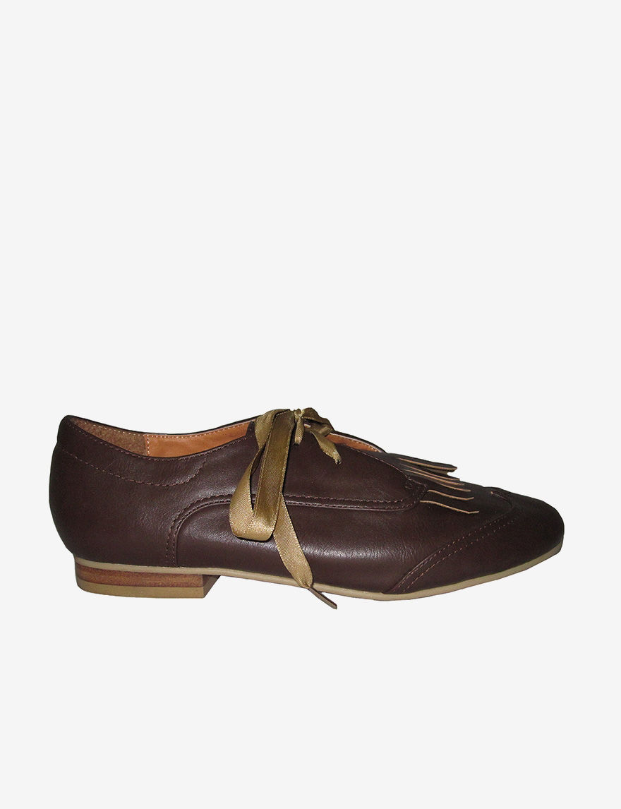 N.Y.L.A. Shoes Brown