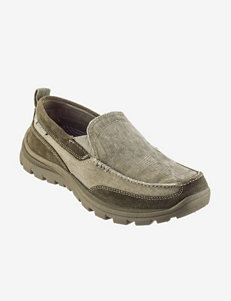 Skechers® Melvin Casual Slip-on Shoes – Men's