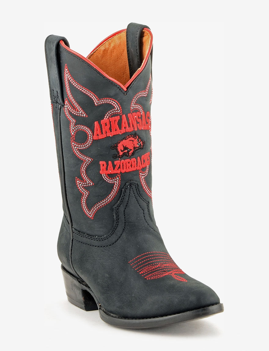 Someday by Gameday Boots Black