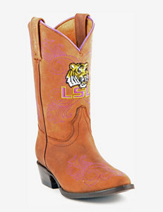 LSU Tigers Someday by Gameday Boots – Toddlers & Girls 8.5-5
