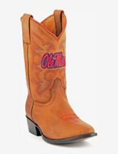 Ole Miss Rebels Someday by Gameday Boots – Toddlers & Boys 8.5-5
