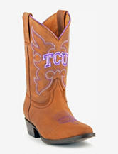 TCU Horned Frogs Someday by Gameday Boots – Toddlers & Boys 8.5-5