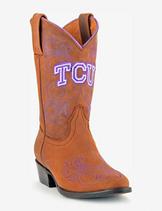 TCU Horned Frogs Someday by Gameday Boots – Toddlers & Girls 8.5-5