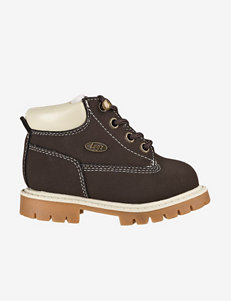 Lugz Dark Brown
