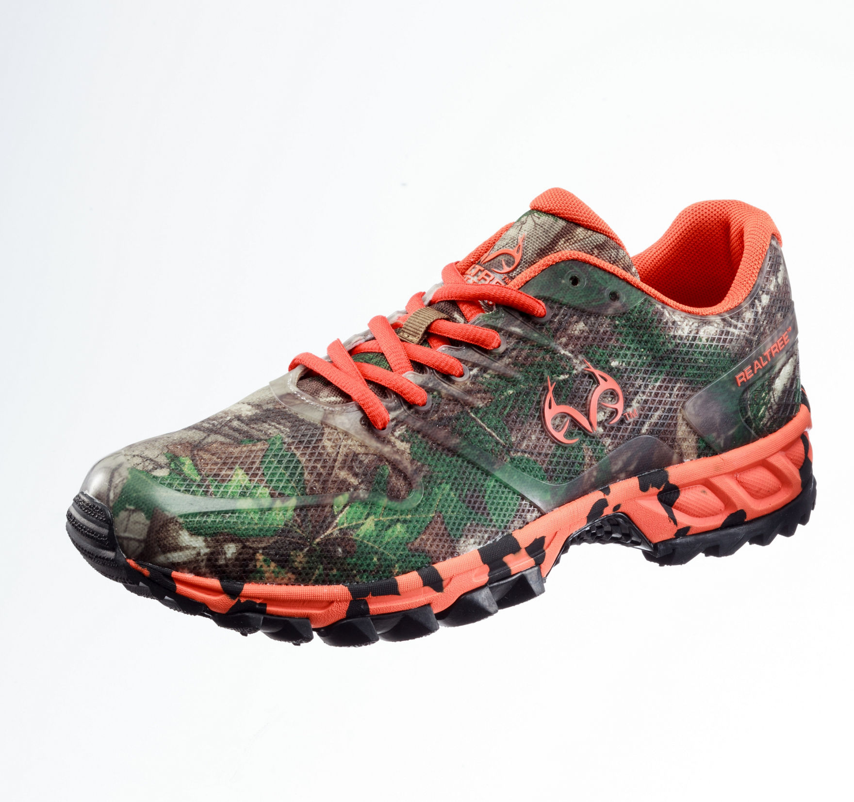 ... UPC 610152149344 product image for Realtree Cobra Athletic Shoes - Men s  - Orange - 10.5 - 043f0984ea9