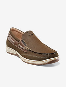 Nunn Bush® Outboard Slip-on Boat Shoes – Men's