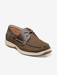 Nunn Bush® Outrigger Boat Shoes – Men's