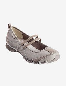 Skechers® Bikers Lifestyle Casual Shoes – Ladies