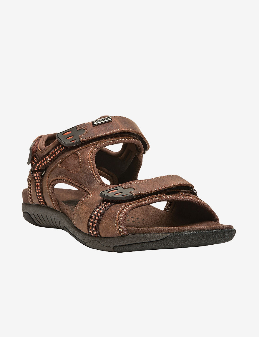 Propet Brown Sport Sandals
