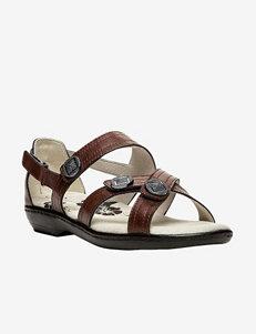 Propét Marnie Flat Sandals – Ladies
