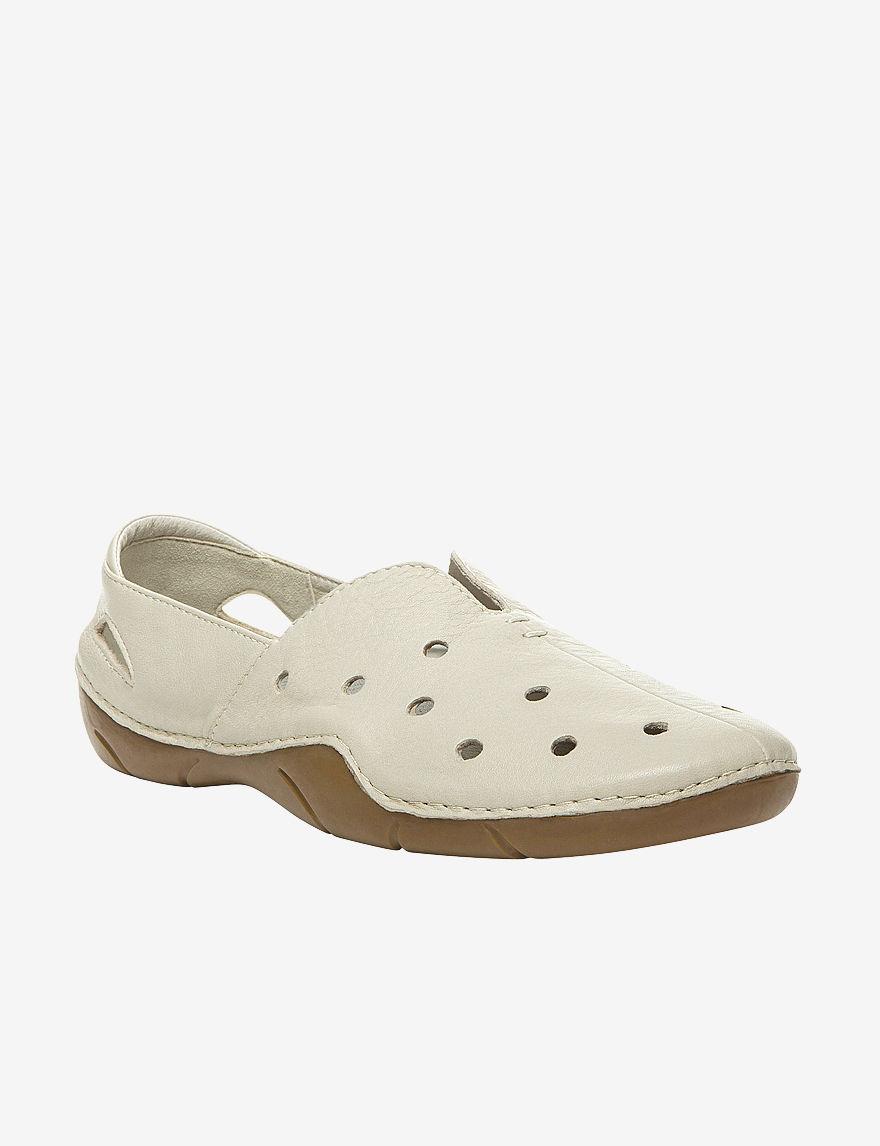 Propet Bone Slipper Shoes