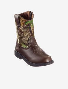 Realtree® Dustin Jr Boots – Toddler Boys 5-10