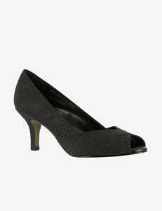 Easy Street® Ravish Peep Toe Pumps