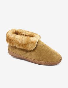 Lamo Closed Back Bootie Slippers – Ladies