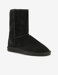 LAMO Footwear Black Winter Boots