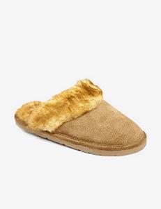 Lamo Scuff Slippers – Ladies