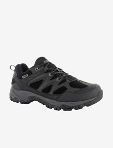 Hi-Tec Black Hiking Boots