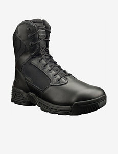 Magnum Stealth Force 8.0 Side Zip Composite Toe Work Boots – Mens