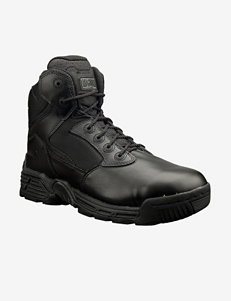 Magnum Stealth Force 6.0 WPI Round Toe Work Boots – Mens