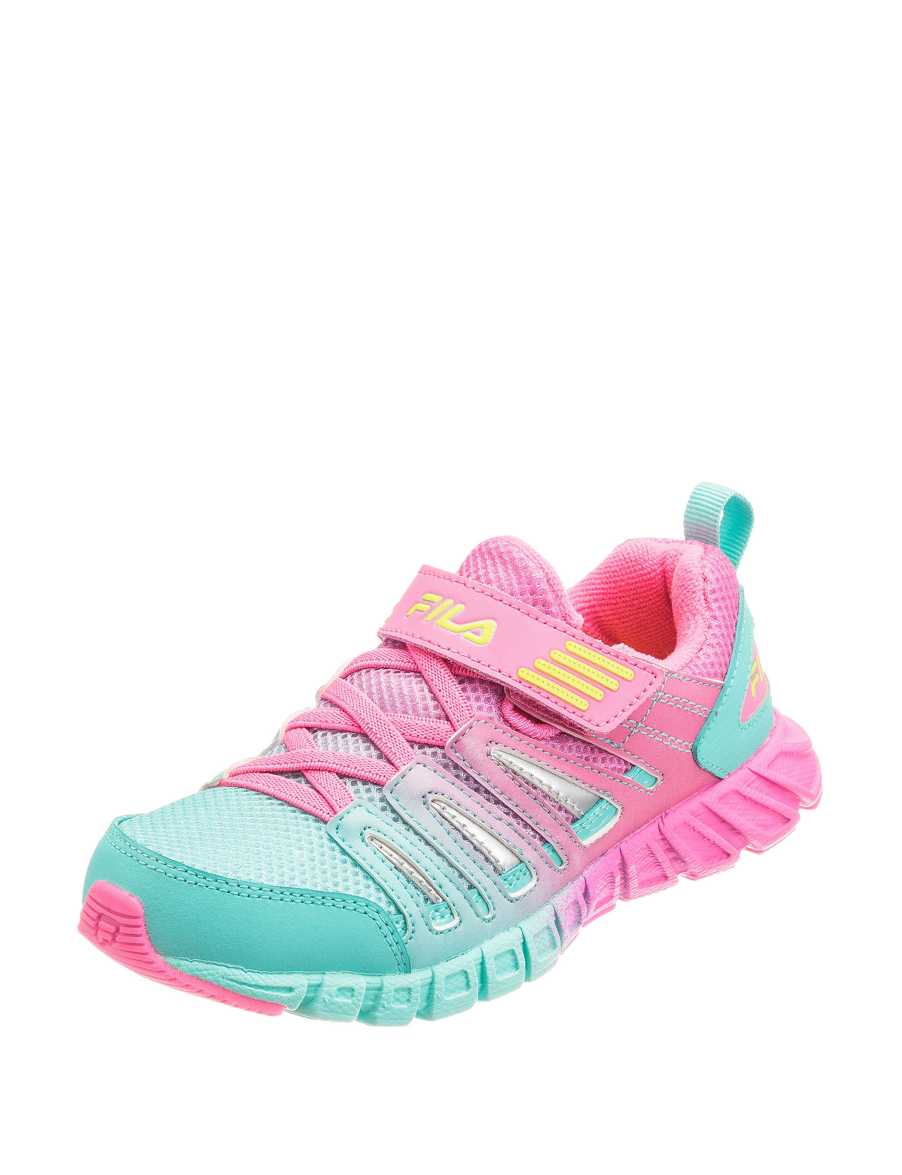 UPC FILA Crater 3 Athletic Shoes Girls 11 3 Pink
