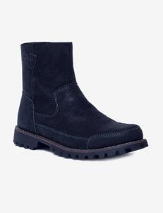 Muk Luks Black Winter Boots
