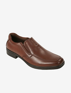 Deer Stags Fit Casual Slip-on Shoes – Men's