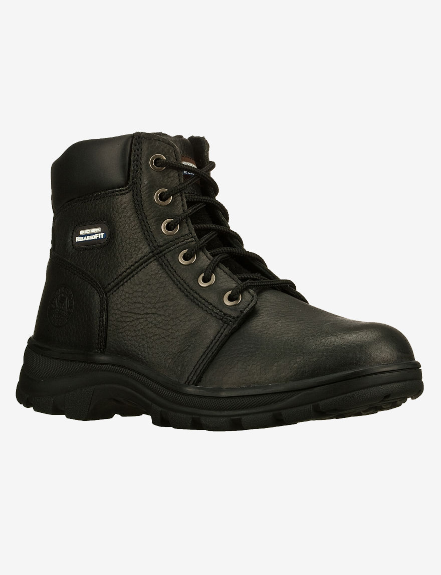 skechers condor work boots mens stage stores