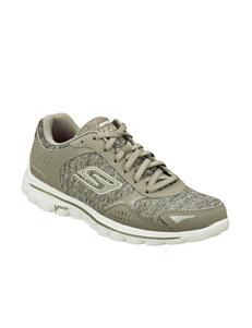 Skechers® GOwalk 2 Flash Walking Shoes – Ladies