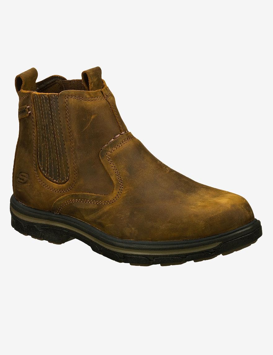 dorton men Find helpful customer reviews and review ratings for skechers usa men's segment-dorton chelsea boot at amazoncom read honest.