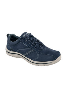 Skechers® Mellor Relaxed Fit Lace-up Shoes – Men's