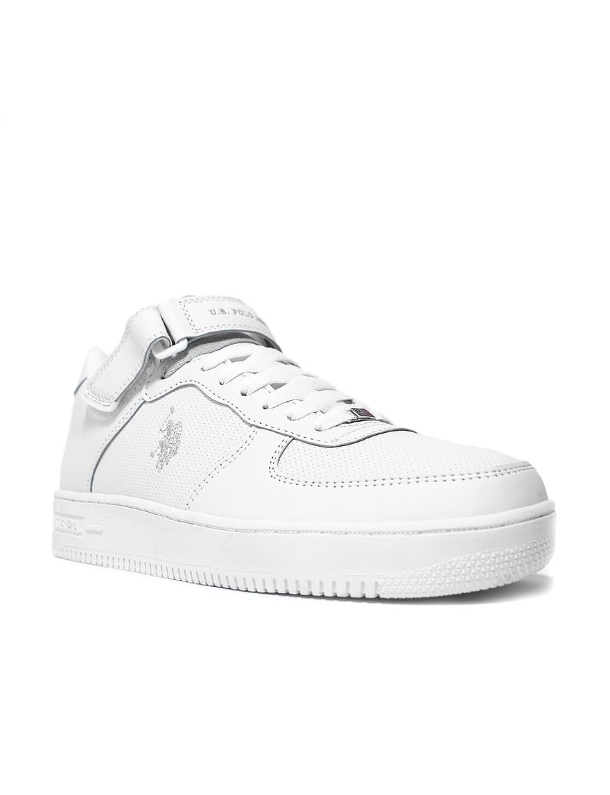 U.S. Polo Assn. White / Grey