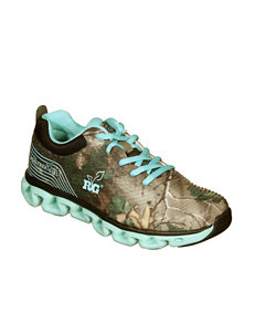 Realtree® Ms. Constrictor Lace-up Shoes