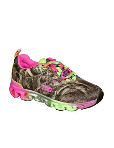 Realtree® Butterfly Athletic Shoes – Girls 11-3