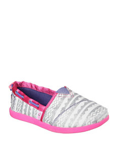 Skechers® BOBS™ Aztec Princess Slip-on Shoes – Girls 12-4