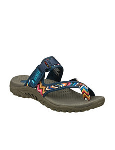 Skechers® Reggae Zig Swag Sandals – Ladies
